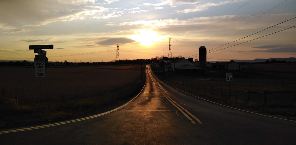 Grateful Sunset